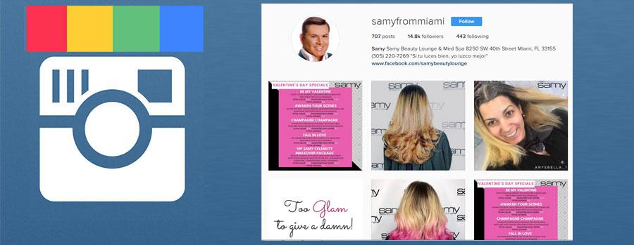 Samy instagram