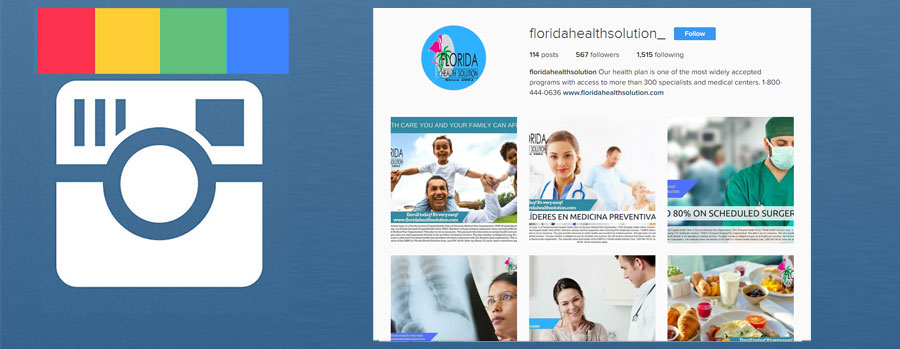 Instagram Florida Health Solutions