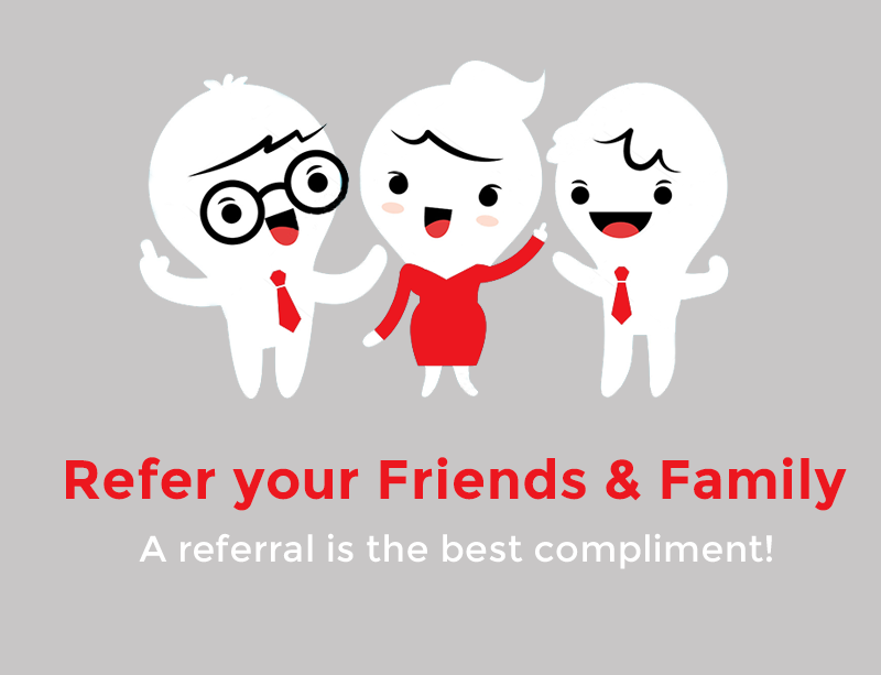 MyCity Social referral