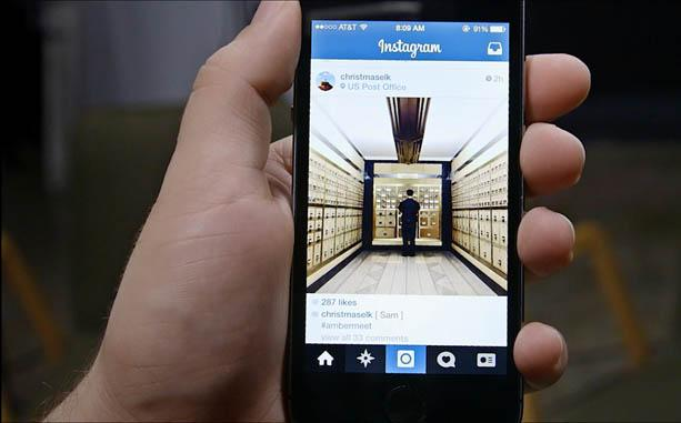 internet marketing service with instagram