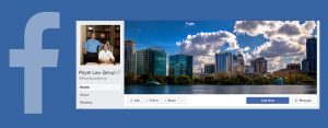 facebook fanpage payer law group