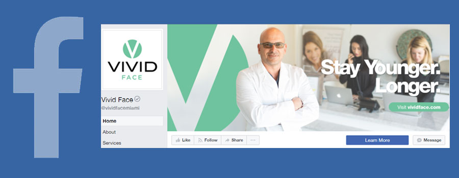 vivid face facebook