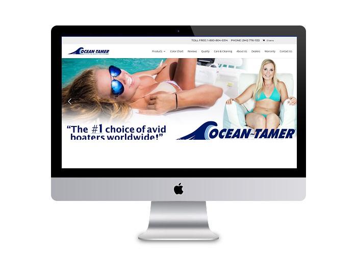 Ocean Tamer-Marine Bean Bags