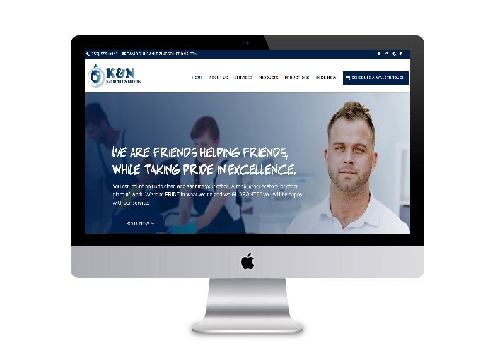 K&N Sanitizing Solutions